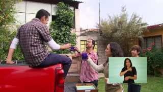 Kipatla (LSM) - Programa 13, Daniel y el video