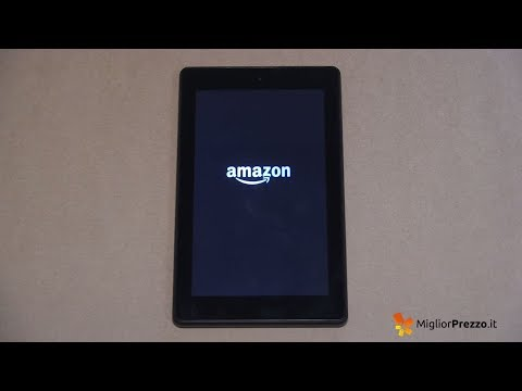 Tablet Amazon Fire 7 Video Recensione