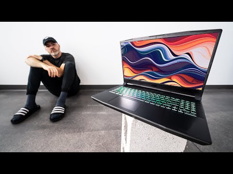 The Most Affordable Gaming Laptop EVER on Unbox Therapy…