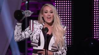 Carrie Underwood - 2018 Hero Award Recipient at Radio Disney Music Awards