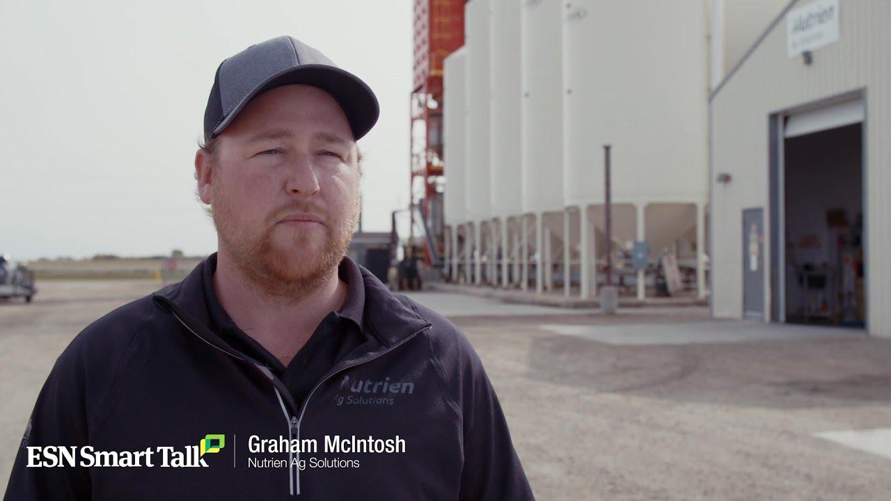 Graham McIntosh, Retailer, Manitoba