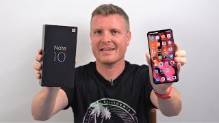 Xiaomi Mi Note 10 Review & Unboxing (In-Depth)