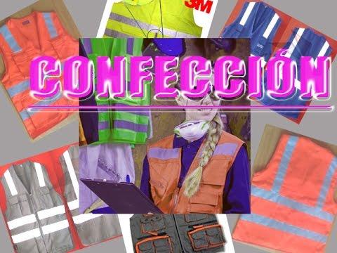 Corte y confección de chaleco de seguridad - #1 trazado tapas velcro