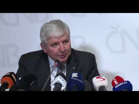 Měnověpolitické zasedání ČNB: Pokračování kurzového závazku již není nutné