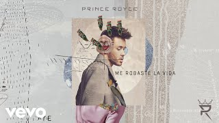 Prince Royce - Me Robaste la Vida (Audio Video)