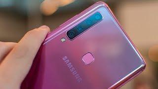Samsung сделала это! Galaxy с 4 камерами! Презентация Google Pixel 3 XL и Xiaomi Mi Note 4