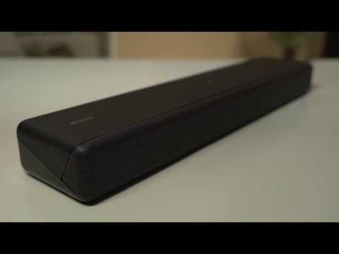 Аудиосистема Sony HT-MT301 видео 1