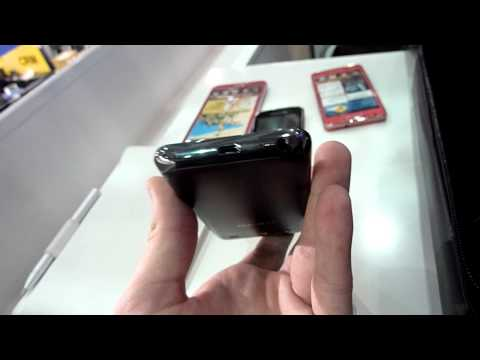 Youtube Video Samsung Galaxy S Advance i9070 Vodafone Ware ohne NFC Chip in schwarz