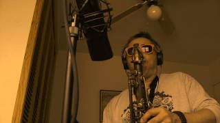preview picture of video 'Impro St. James Infirmary - Al1 Tenor Sax'