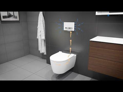 Geberitovo revolucionarno rešenje problema neprijatnih mirisa u kupatilu - Geberit DuoFresh modul