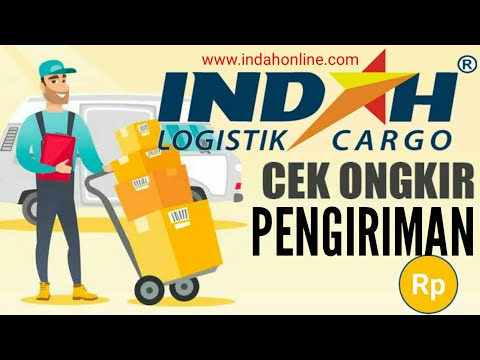 CARA CEK TARIF/ONGKOS KIRIM INDAH LOGISTIK CARGO
