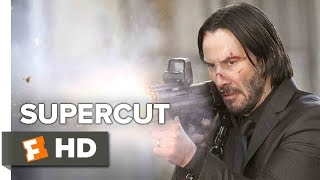 John Wick Supercut - Symphony of Violence (2017) | Movieclips Trailers