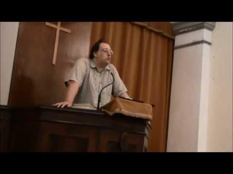 Preview video Lucca Valdese - Predicazione del Pastore Eric Noffke