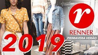 RENNER - Moda Feminina Primavera/Verão 2019 - Muitos Looks E Preços - Vício De Menina