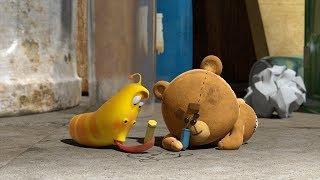 LARVA - BEST FRIEND TEDDY | Cartoon Movie | Cartoons For Children | Larva Cartoon | LARVA Official