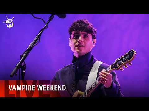 Vampire Weekend - 'A-Punk' (live at Splendour In The Grass 2018)