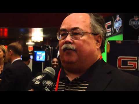 EROCK interviews John McClain of the Houston Chronicle on DeMeco Ryans