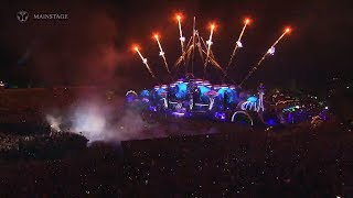 Ran-D - Zombie by Hardwell (Tomorrowland 2018)