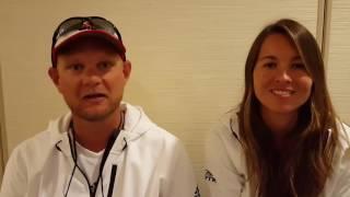 Testimonial: Milena & Oliver Stevens
