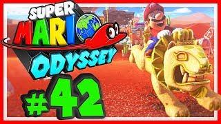 Super Mario Odyssey Alle Sammelobjekte Lila Münzen Wüstenland