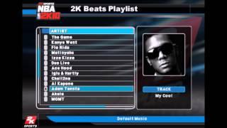 Adam Tensta - My Cool (NBA 2K10 Edition)