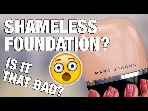 MARC JACOBS SHAMELESS FOUNDATION | First Impressions