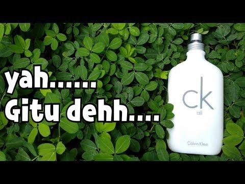 Calvin Klein CK ALL / indonesia Parfum Review