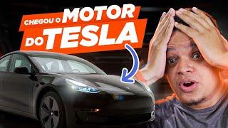 O GABINETE DA SUPER MÁQUINA É UM MOTOR! – Super Máquina 2021 #01