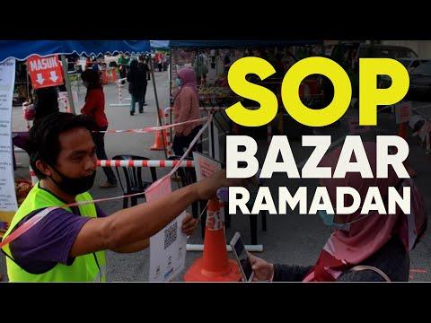 Bazar Ramadhan untuk bulan Ramadhan