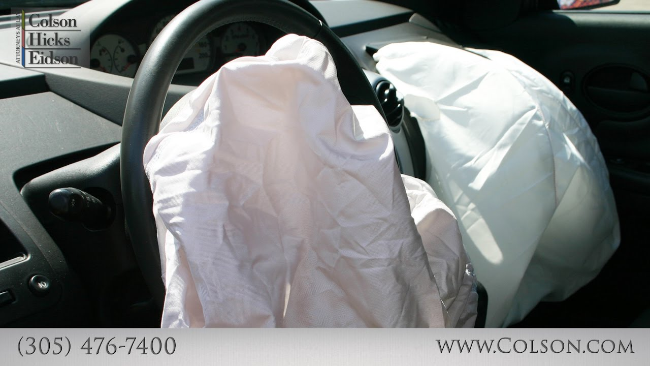 Who Oversees the Takata Airbag Recall?
