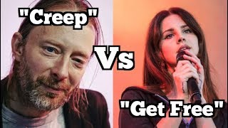 Radiohead vs Lana Del Rey | Did They Write The Same Song?