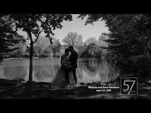 Melissa and Dan Bamford Wedding Day Feature Film