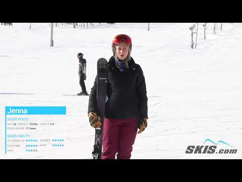 Video: Rossignol Experience 84 AI W Skis 2021 9 50