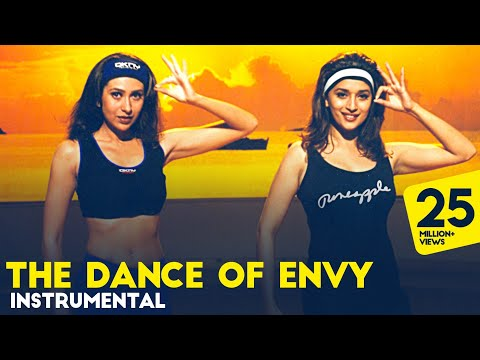 The Dance Of Envy (Instrumental) | Dil To Pagal Hai | Madhuri Dixit | Karisma Kapoor (видео)