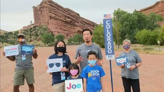 Democratic National Convention: Howard Chou Announces Colorado's Votes During Virtual Roll Call