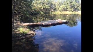 Installing a Floating Dock