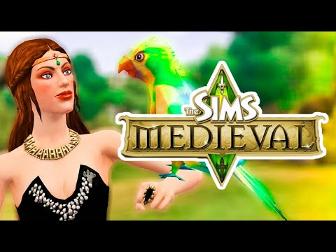 THE CRAB BANDIT 🦀 // THE SIMS MEDIEVAL: BUILDING UTOPIA PT. 2