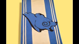 DIY Skyrim Windhelm Flag | Флаг Виндхельма из Скайрима