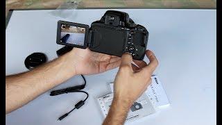 Unboxing - Nikon Coolpix P900 83x Optical Zoom Camera