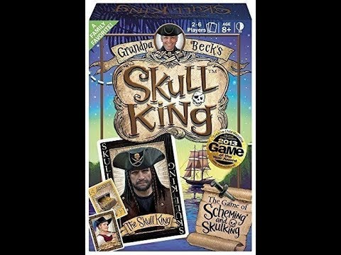 Skull King the Plundering Experience of Trick Taking