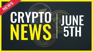 Cryptocurrency News Today - June 5th - Tron mainnet | EOS mainnet | Zilliqa - Crypto News