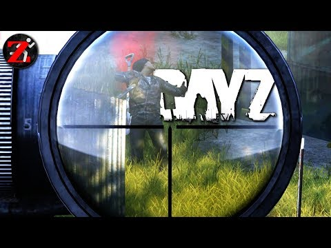 1v3 Tactical Takedown In DayZ!