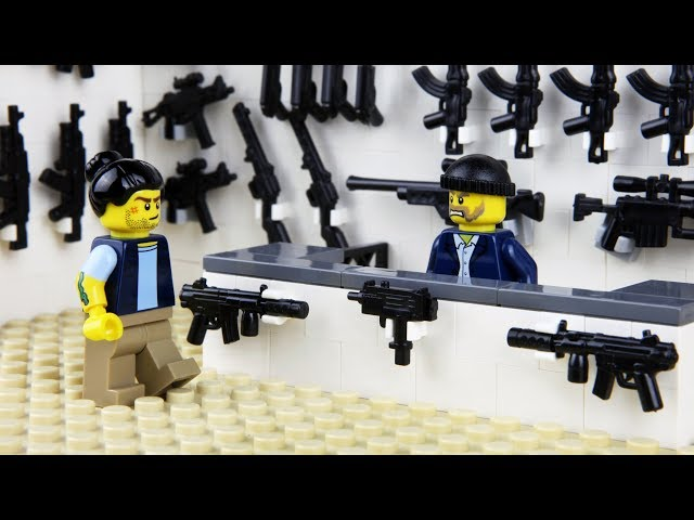 Lego Swat  The Robbery Actionmvovies24h