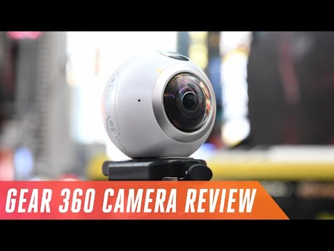 Samsung Gear 360 camera review