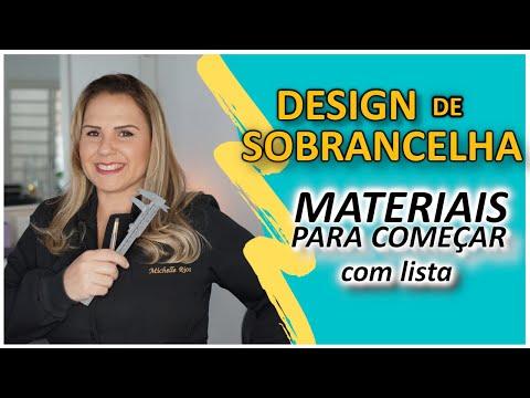 Design de Sobrancelha
