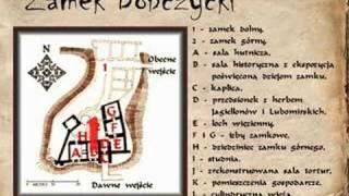 preview picture of video 'Dobczyce - prezentacja historia, zamek, geneza miasta'
