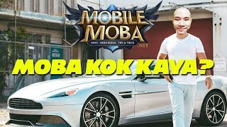 5 Youtubers Mobile Legends Terkaya! Video thumbnail