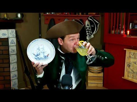 The 100th Livestream! 18th Century Lemonade! - Live From the Nutmeg Tavern!