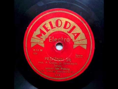 Tadeusz Faliszewski - Przyznaj sie / Признайся мне (1933).avi