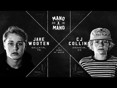 Mano A Mano 2018 - Final: Jake Wooten vs. CJ Collins